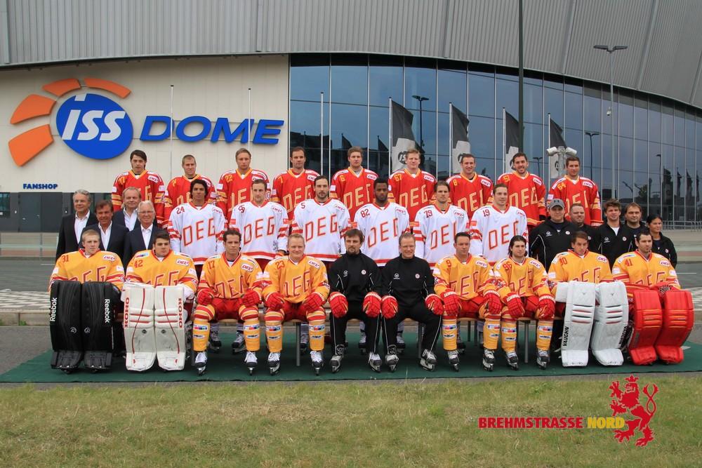 DEG Team 2012/2013