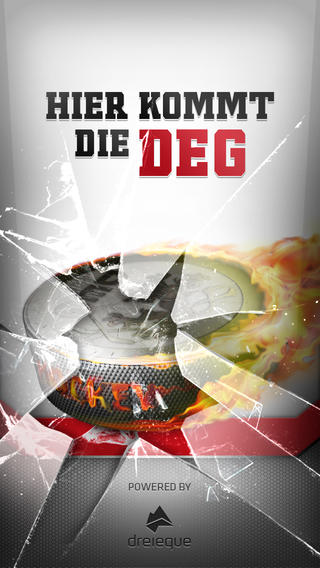 DEG iPhone App