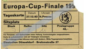 Mein DEG Moment Europapokal 1993
