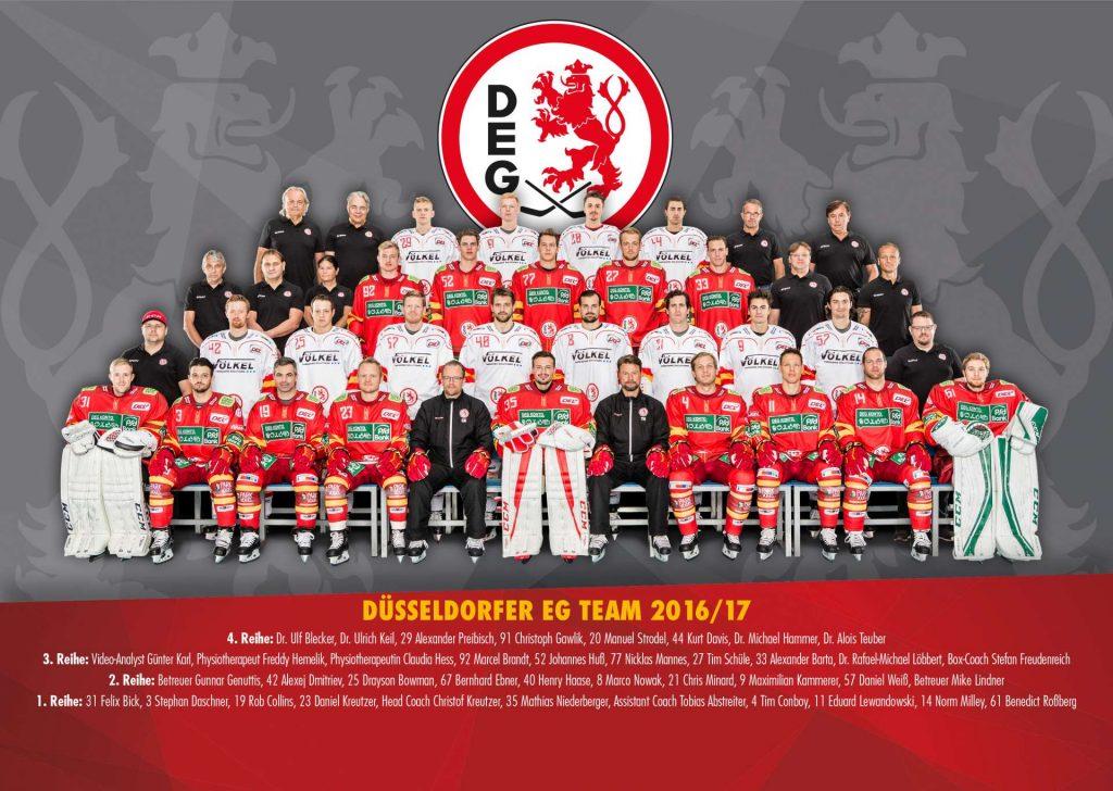 DEG Team 2016/2017