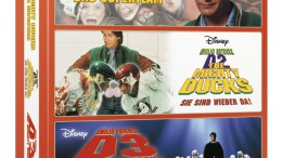Mighty Ducks 1-3 DVD-Box