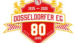 Düsseldorfer EG 80 Jahre
